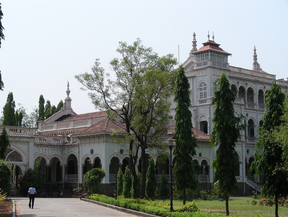 Learn About the Indian Freedom Movement at the Aga Khan Palace Pune  India