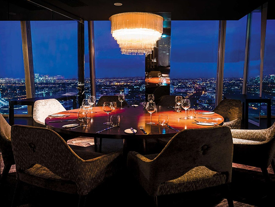 Drinks, Dinner and a Side of Vertigo London  United Kingdom