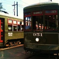 St. Charles Street Cars New Orleans Louisiana United States