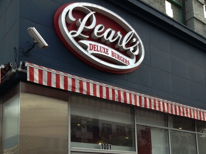 Pearl's Deluxe Burgers San Francisco California United States