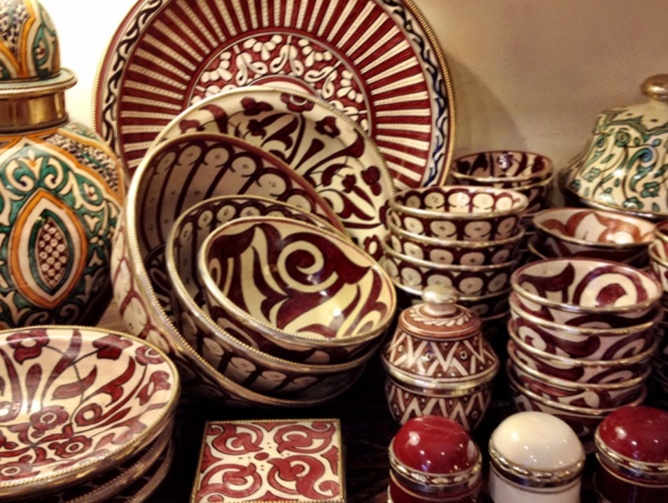 Ceramics, Brassware, Perfume to Die For Marrakech  Morocco