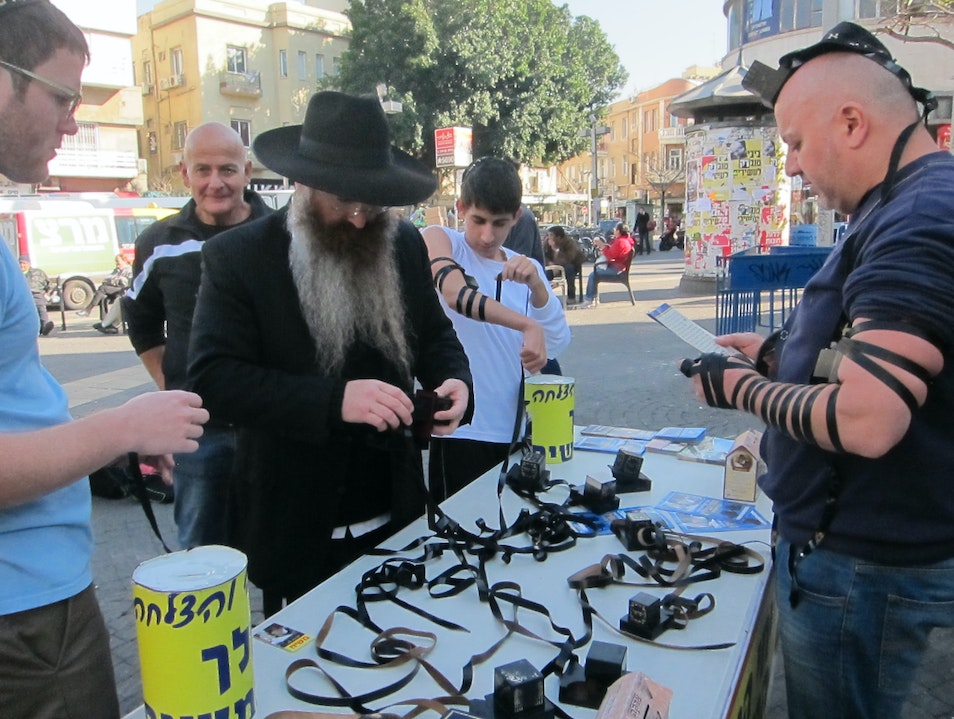 Tefillin for Sale Tel Aviv  Israel
