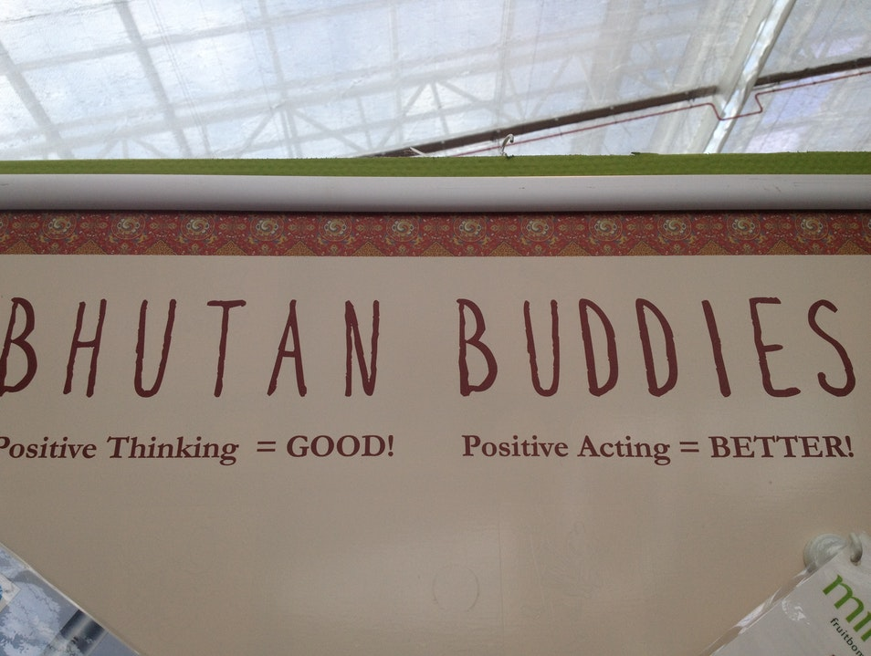 Abundantly Provident; Being Well Thimphu  Bhutan