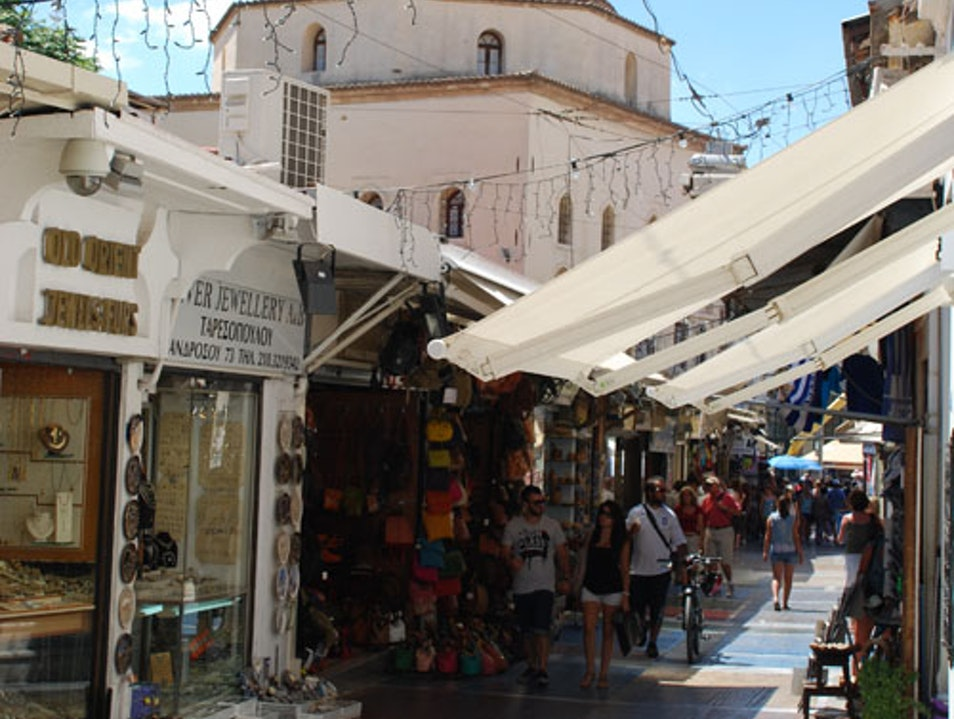 Athens Tips Part 10 - Souvenirs Athens  Greece