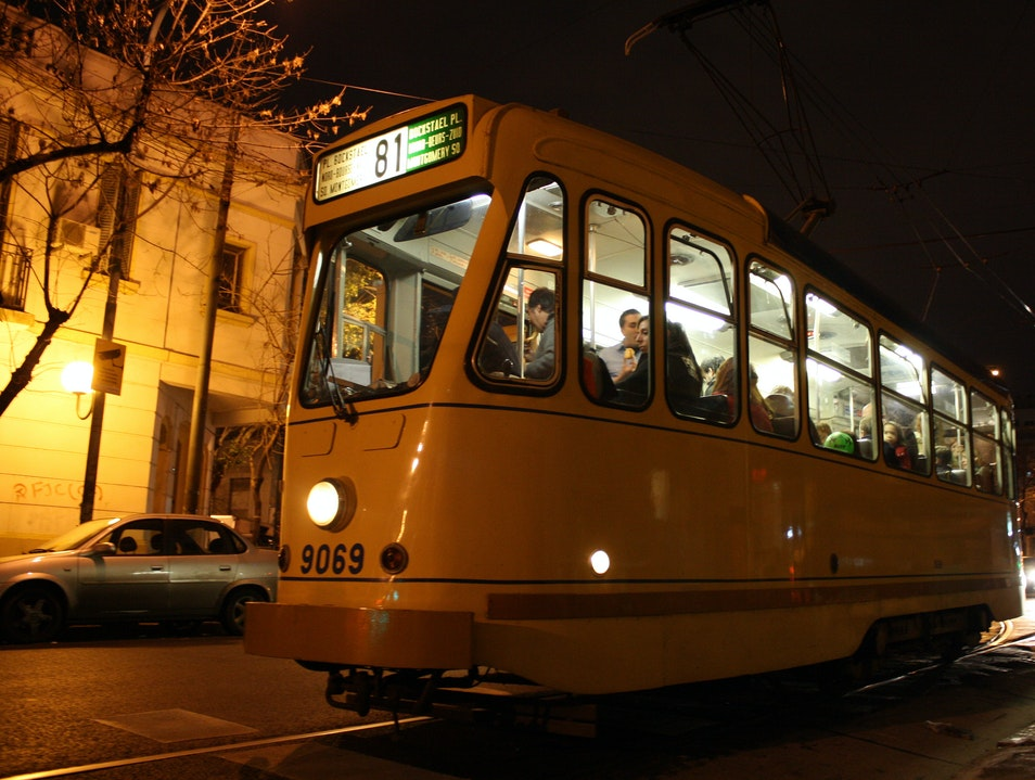 A streetcar named desire Buenos Aires  Argentina