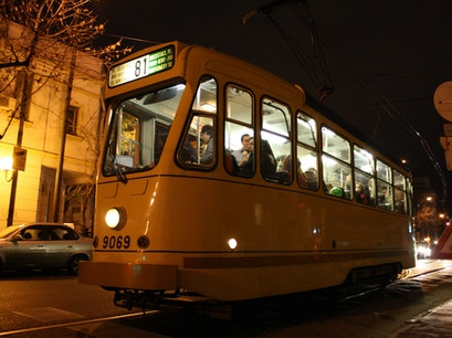 Historic Tramway of Buenos Aires Buenos Aires  Argentina