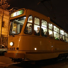 Historic Tramway of Buenos Aires