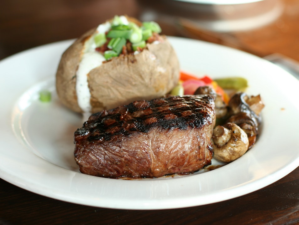 Indulge in an Old School Steak Dinner - Done Just Right