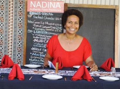 Nadina Authentic Fijian Restaurant Nadi  Fiji