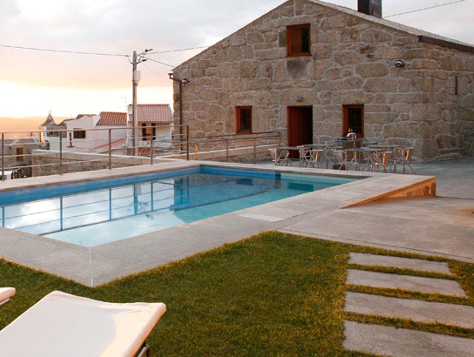 A mountain bliss boutique stay  Lapa Dos Dinheiros  Portugal