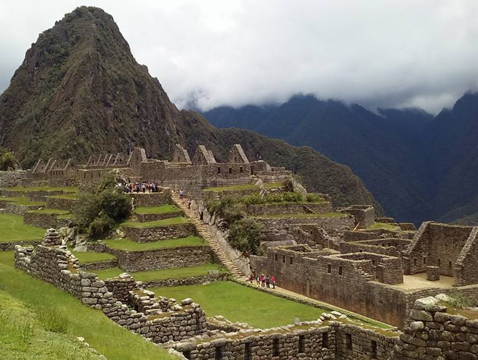 Inca Trail and Huayna Picchu