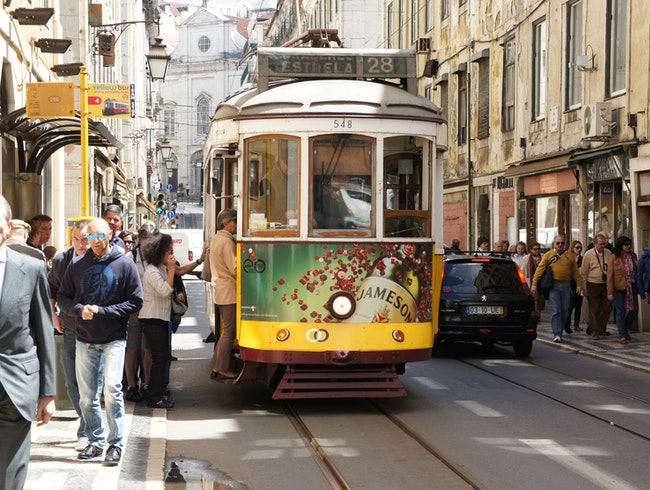 A great way to see the Lisbon highlights!