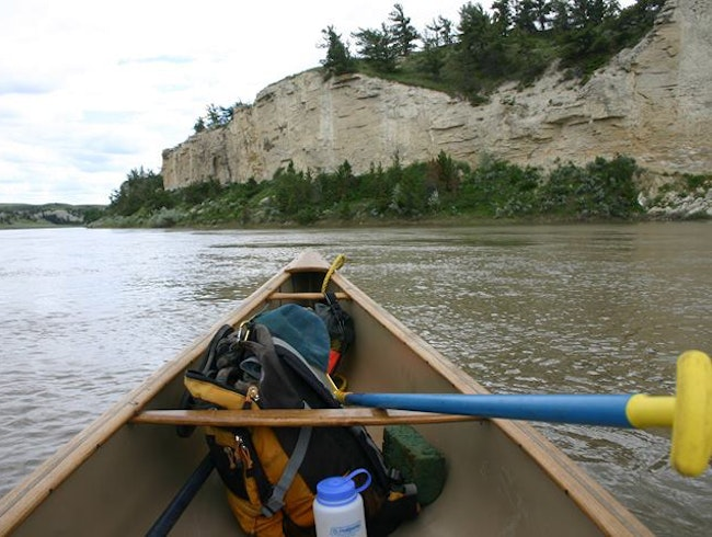 Cruise the Missouri River
