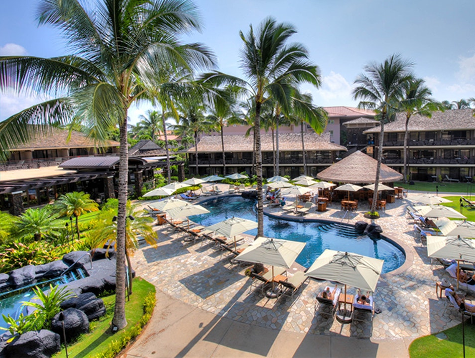 Ko'a Kea Hotel & Resort at Poipu Beach Koloa Hawaii United States