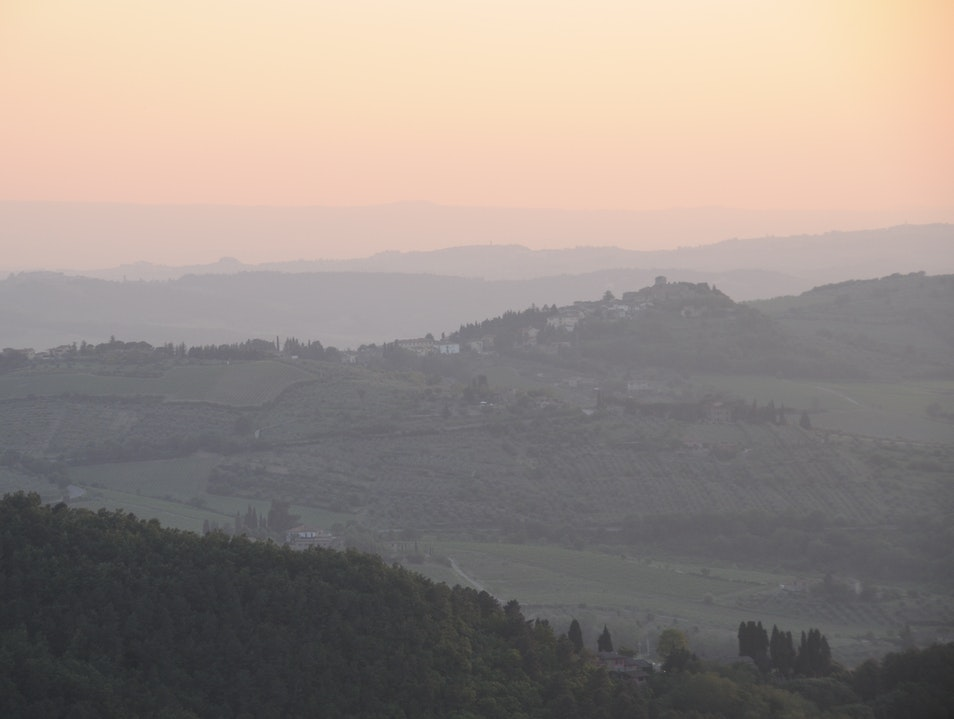 Chianti Sunset