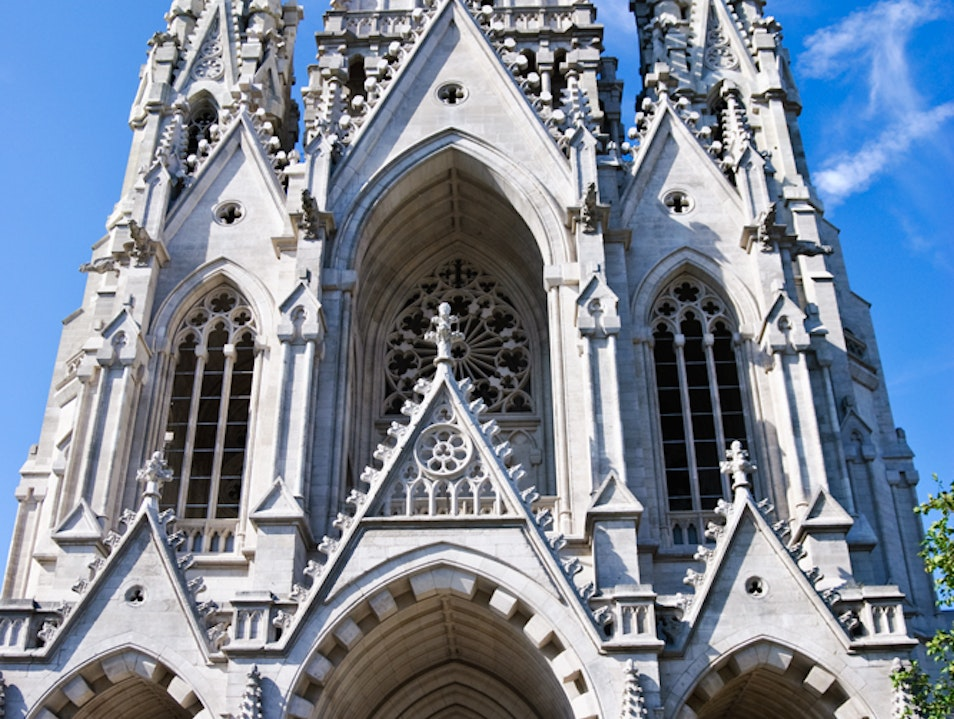 Visit the Final Resting Place of Belgium's Kings