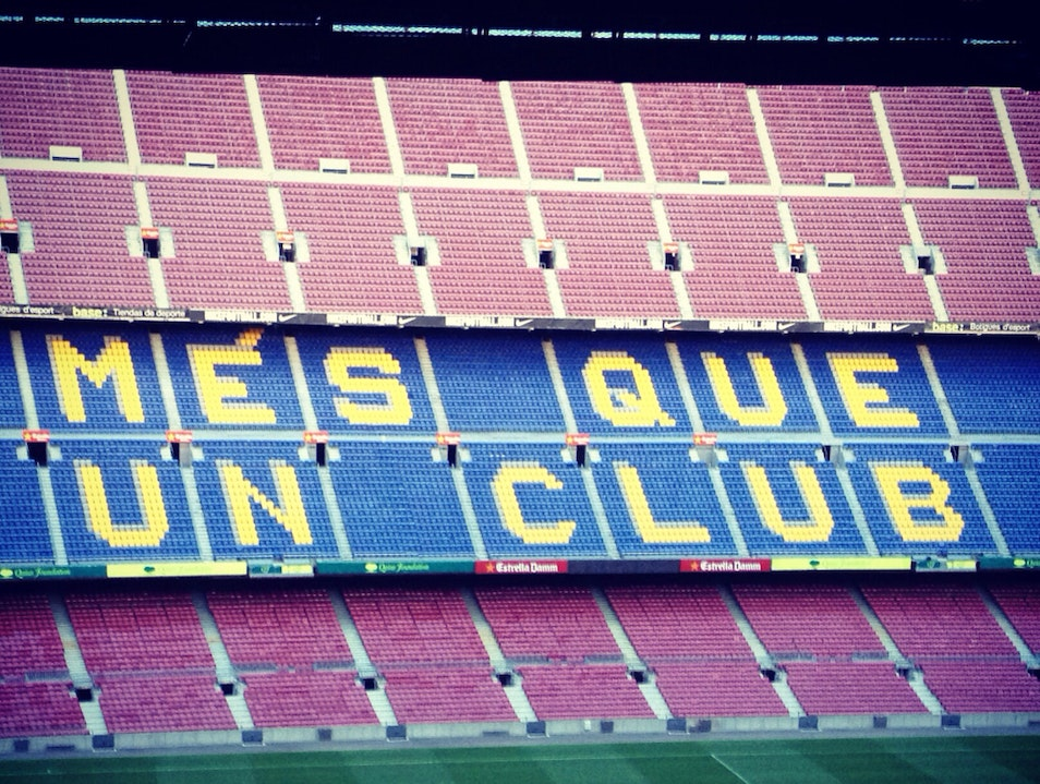 More Than A Club Barcelona  Spain