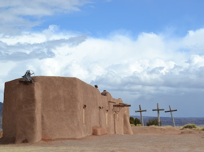 The Penitente Morada Abiquiu New Mexico United States