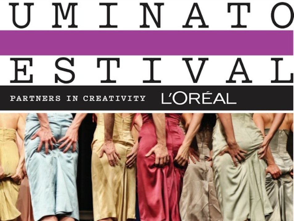 Toronto's Kick-Off Summer Fest of Creativity: Luminato  Toronto  Canada
