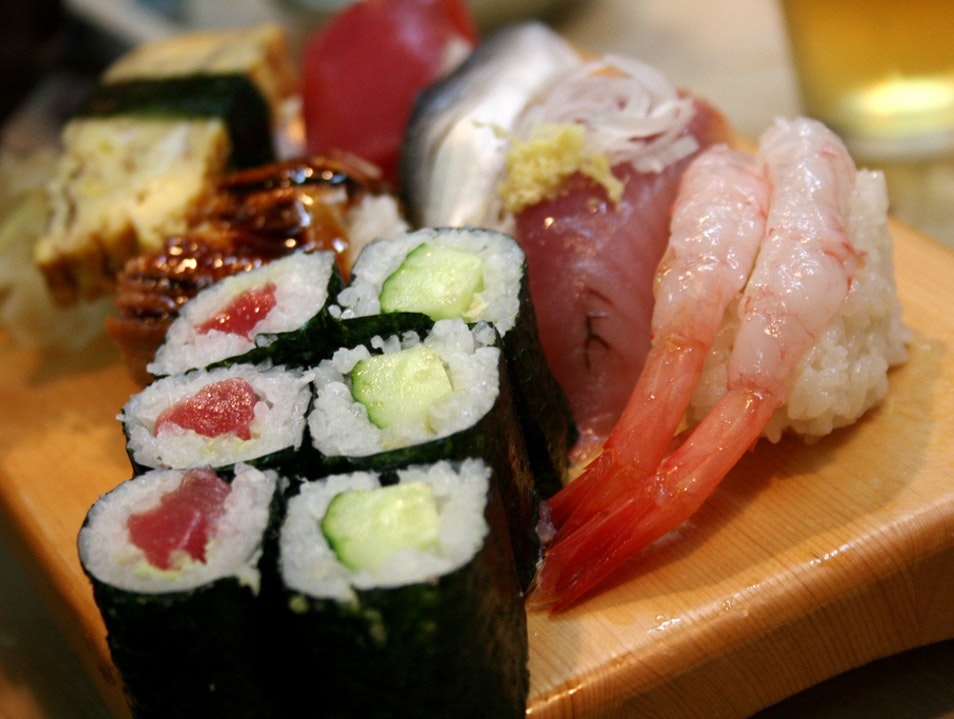 The Best Sushi in the East Bay Fremont California United States