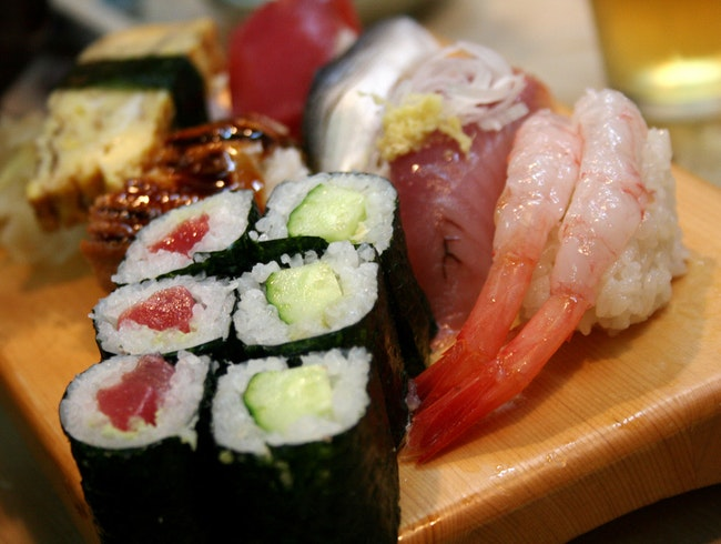The Best Sushi in the East Bay