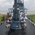 USS Battleship Alabama Memorial Park Spanish Fort Alabama United States