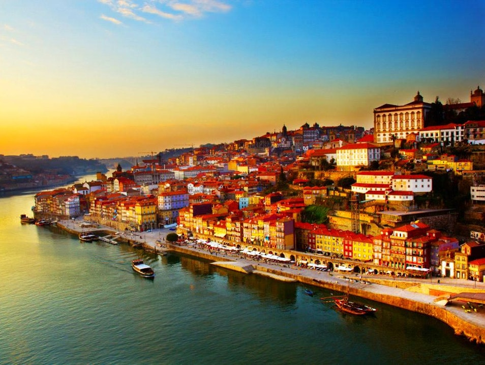 In Porto, a Port Wine Cellar with Distinction Orlando Florida United States