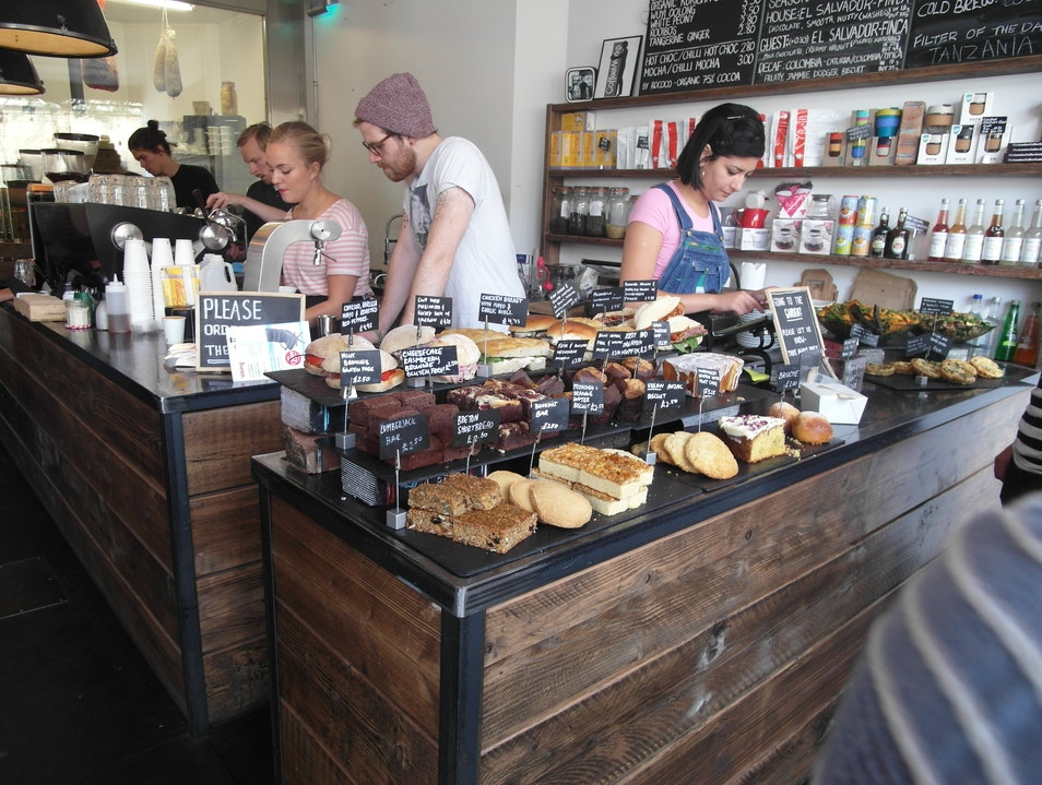 The CoffeeWorks Project London  United Kingdom
