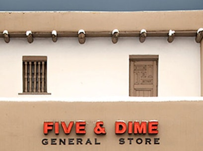 Five & Dime General Store Santa Fe New Mexico United States