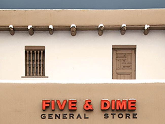The Old Five and Dime