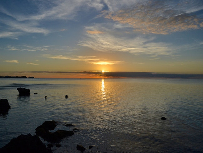 Watch the Sun Set in Bermuda: Black Bay, Somerset Long Bay, and Elbow Beach
