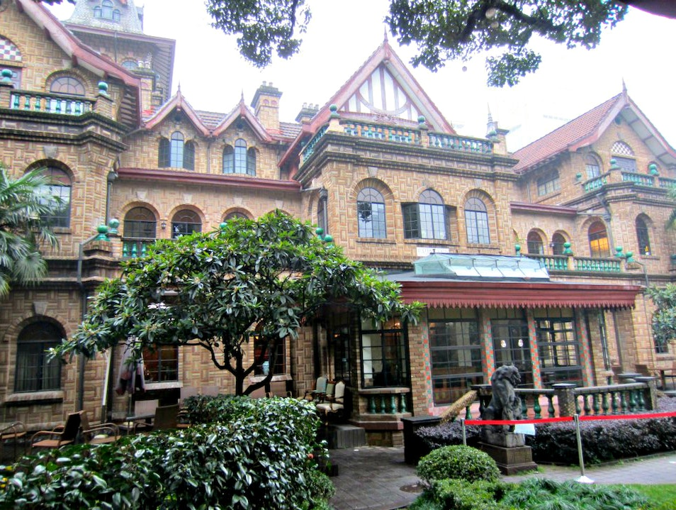 Staying in Shanghai's French Concession Shanghai  China