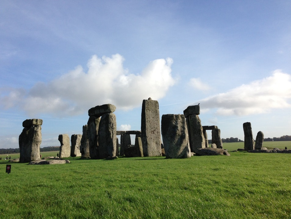 Visit the World's most famous Stone Circle Wiltshire  United Kingdom