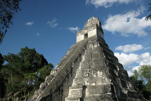 Tikal Plaza Mayor