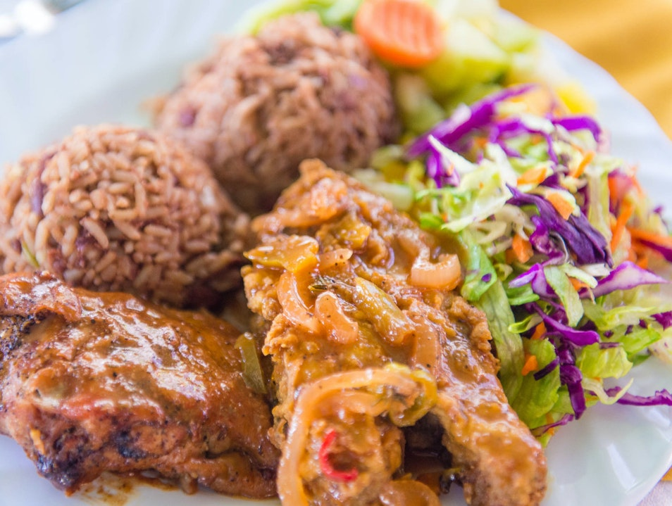 Eat Like Family in Antigua Saint John's  Antigua and Barbuda