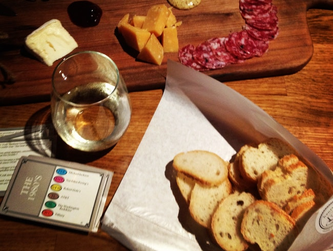 Cheese, Wine and Trivial Pursuit