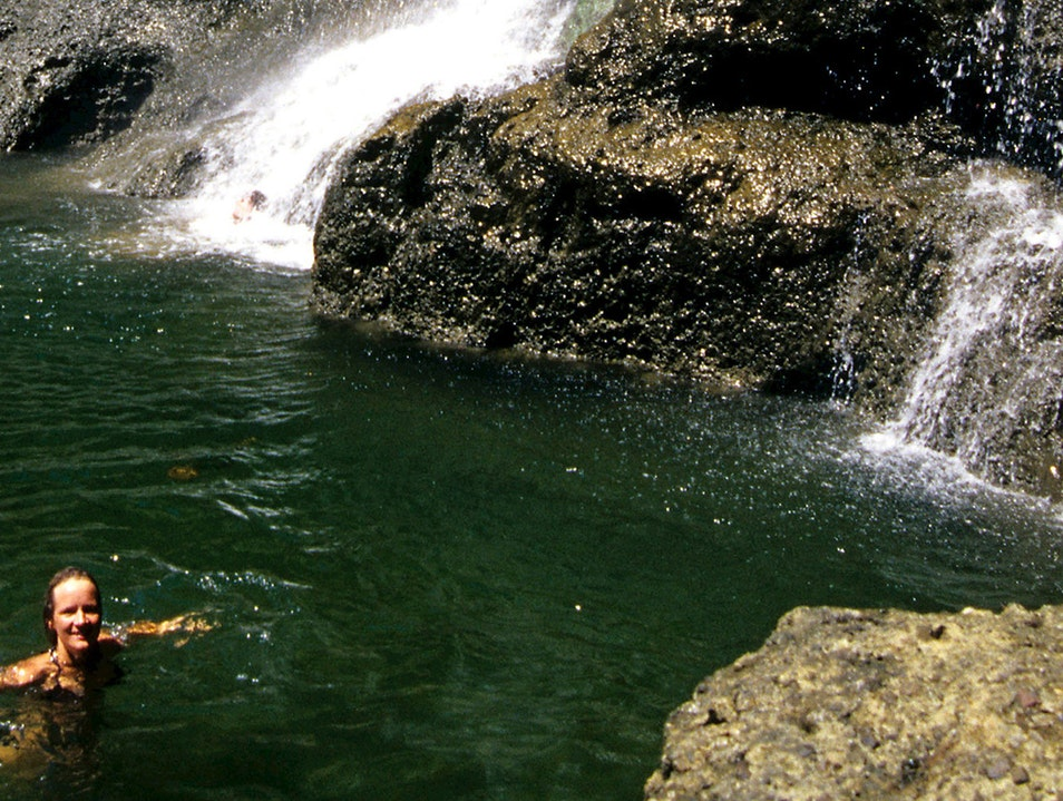Cocalito Waterfall