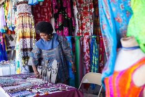 Amina Craft Market