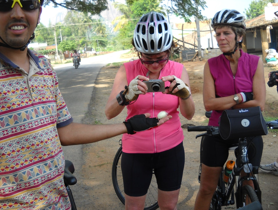 Cycling from Bangalore to Goa Kannan Devan Hills  India