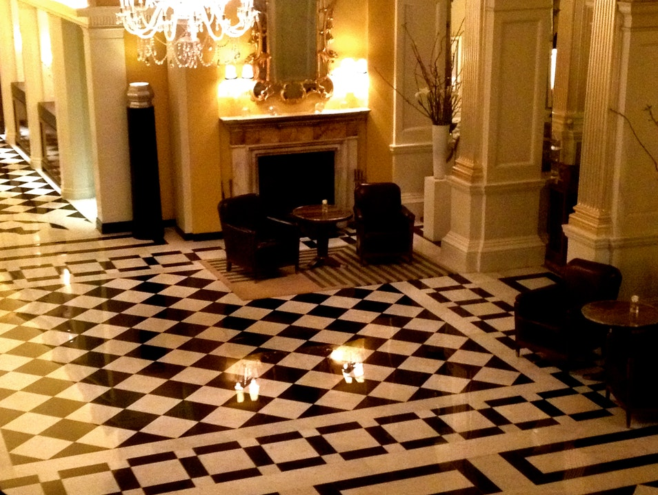 Inside Claridge's London  United Kingdom