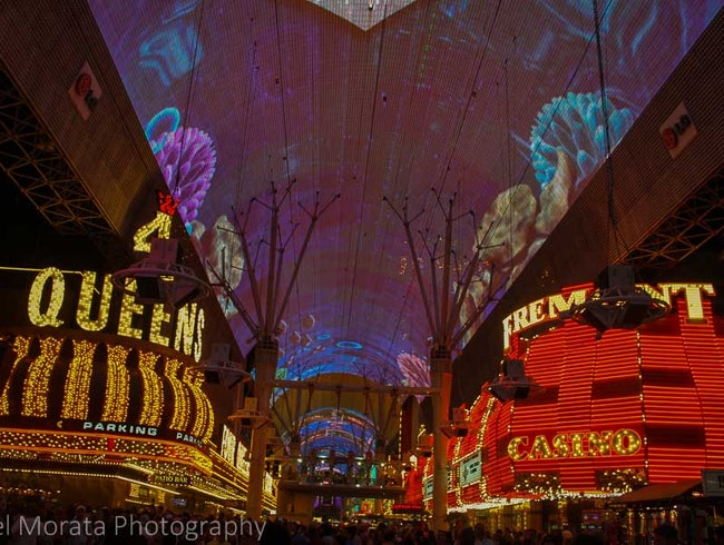 Cool places to explore and visit in Downtown Las Vegas