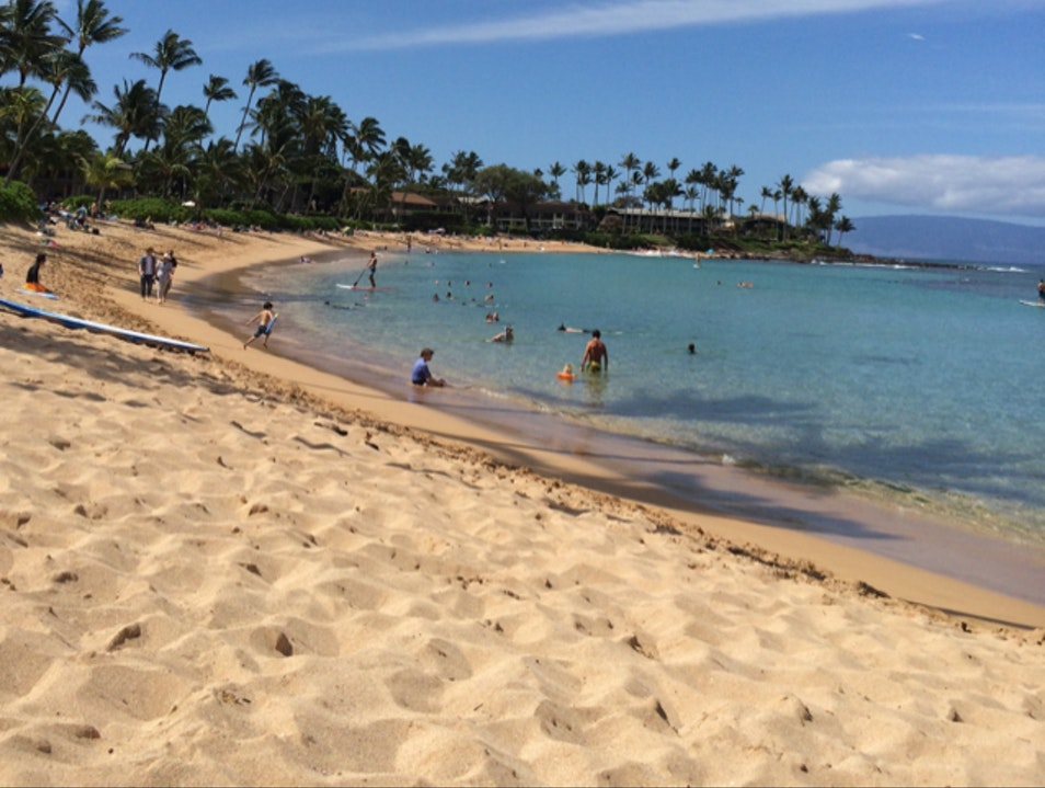 Maui's Best Beach: Napili Kai Lahaina Hawaii United States