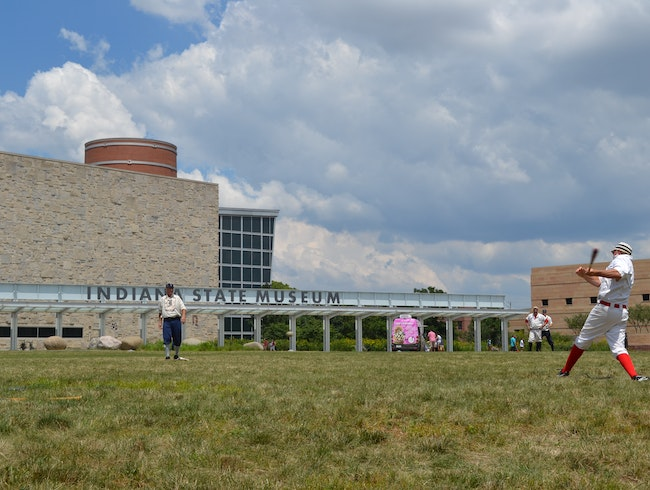 Visit Indy's Museum Row at White River State Park