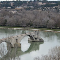 Avignon –the city in the south of France