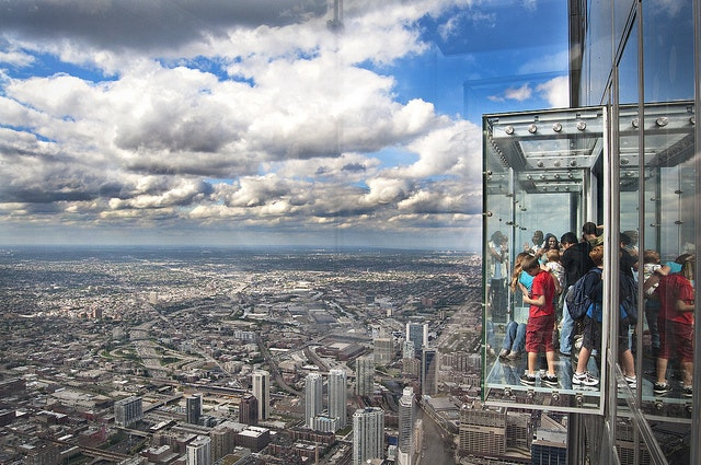 Willis Tower And Skydeck Chicago Chicago United States