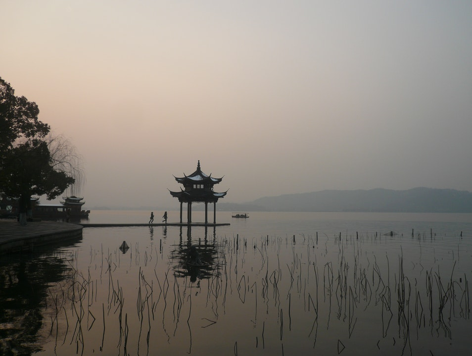 Hangzhou's West Lake: Heaven on Earth Hangzhou  China