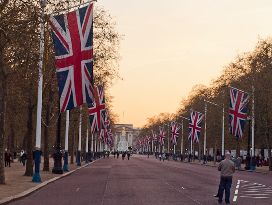 Prepping for the Queen's Party