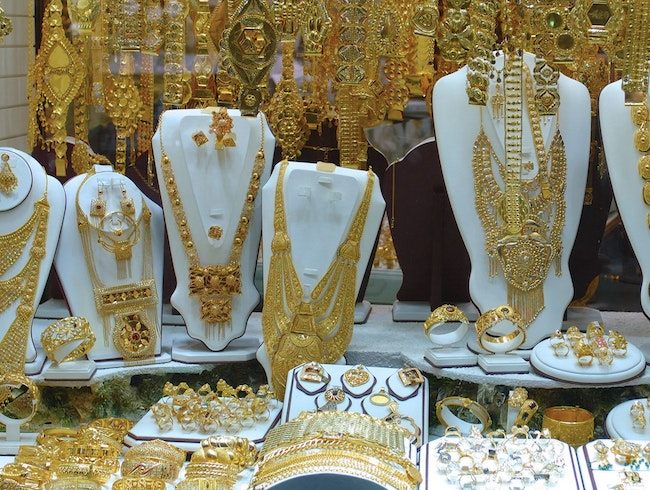 Deira Gold and Spice Souks