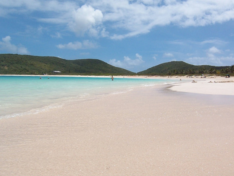 Shoreline for Days Culebra  Puerto Rico