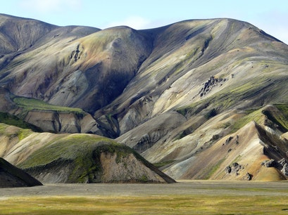 Landmannalaugar Hut South  Iceland